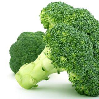 Tanaman Sayuran Brokoli, tanaman sayuran di halaman rumah