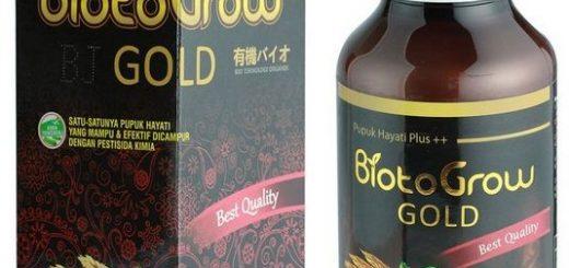 Pupuk organik Cair Bioto Grow Gold
