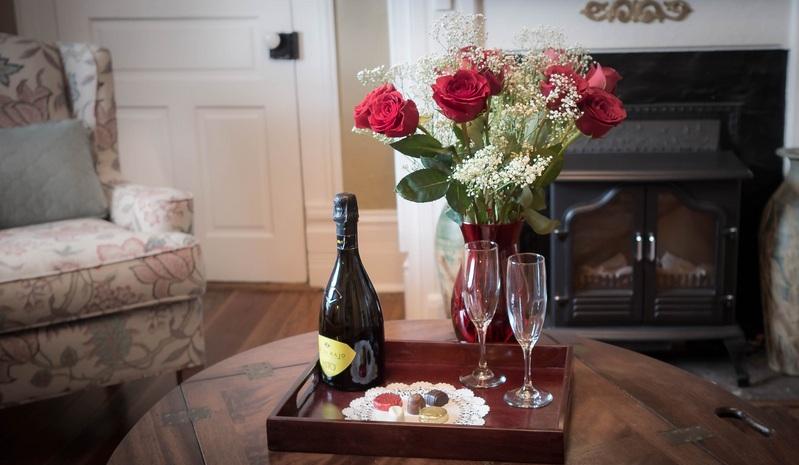 Bunga Mawar Untuk menghias ruangan